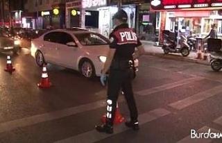 """İstanbul'da helikopter destekli """"Yeditepe Huzur""""..."""