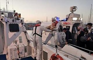 İzmir'de 179 sığınmacı, İl Göç İdaresi...