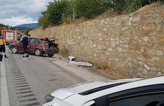 Karabük'te feci kaza: 2 ölü