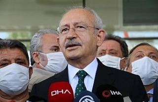 Kılıçdaroğlu pandemi döneminde eğitime ilişkin...