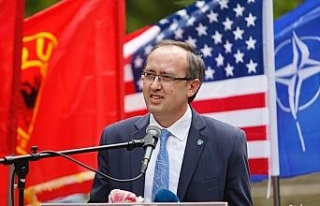 """Kosova Başbakanı Hoti: """"Kudüs'te büyükelçilik..."""