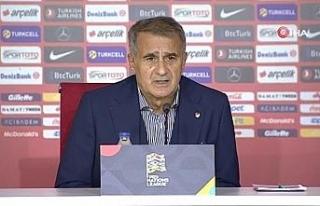 """""""Macaristan maçına göre kadroda çok değişiklik..."""