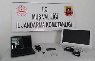 Muş'ta PKK/KCK terör örgütüne operasyon: 9...