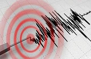 Silivri açıklarında 3.7 büyüklüğünde bir deprem...