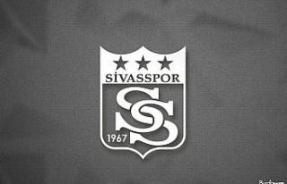 Sivasspor ölen taraftarları unutmadı