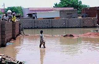 Sudan'da sel nedeniyle ohal ilan edildi
