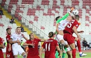 Türkiye FIFA dünya sıralamasında 3 basamak geriledi