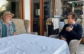 Tuzla Belediye Başkanı Yazıcı'dan Halil Sezai'nin...