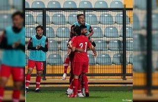 U21 Avrupa Şampiyonası'nda Türkiye evinde Andorra'yı...