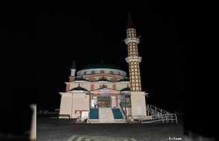 Ankara'da camiye yıldırım düştü