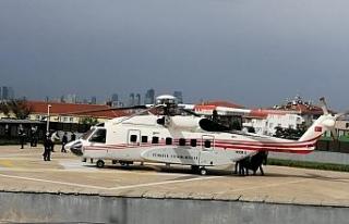 Cumhurbaşkanı Erdoğan Fatih sondaj gemisini ziyaret...
