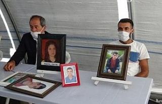 HDP önündeki annelerin çığlığı diğer aileleri...