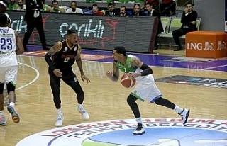 ING Basketbol Süper Ligi: L.H. Fethiye Belediyespor:...