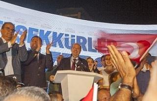 """KKTC'nin yeni Cumhurbaşkanı Tatar: """"Hiçbir..."""