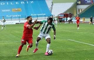 Süper Lig: Konyaspor: 1 - Yeni Malatyaspor: 1 (Maç...