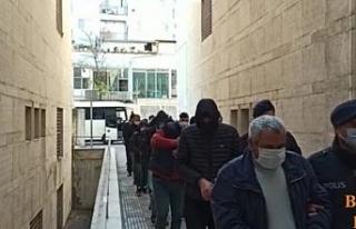 Bursa'da dublörlü tapu dolandırıcıları yakalandı:...