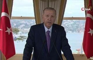 Cumhurbaşkanı Erdoğan'dan G-20 Liderler Zirvesi'ne...