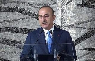 Dışişleri Bakanı Mevlüt Çavuşoğlu, İspanya...