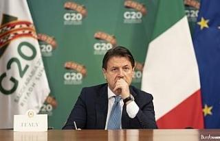 İtalya Başbakanı Conte, G20 Liderler Zirvesi'ne...