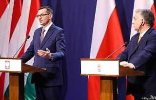 Macaristan ve Polonya'dan AB bütçesini veto için...