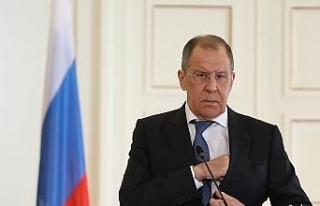 """Rusya Dışişleri Bakanı Lavrov: """"Türkiye bizim..."""