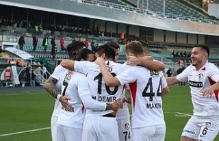 Süper Lig: Denizlispor: 0 - Gaziantep FK: 1 (Maç...
