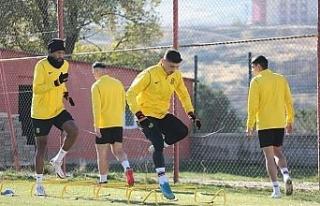 Yeni Malatyaspor, Gaziantep FK hazırlıklarını...