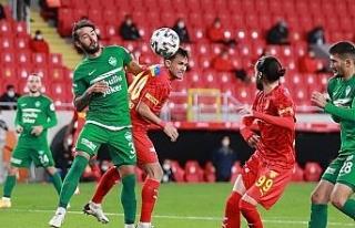 Ziraat Türkiye Kupası: Göztepe: 2 - Kırklarelispor:...