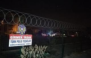 Türk Polis Teşkilatı Güçlendirme Vakfı otoparkına...