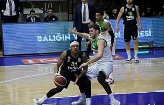 ING Basketbol Süper Ligi: Lokman Hekim Fethiye Belediyespor:...