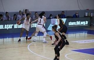 Kadınlar Basketbol Süper Ligi: Elazığ İl Özel...