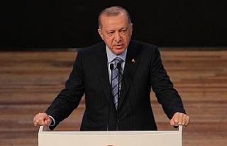 Cumhurbaşkanı Erdoğan teröristlere karşı net...