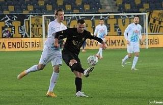 Süper Lig: MKE Ankaragücü: 1 Çaykur Rizespor:...