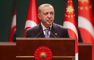 Cumhurbaşkanı Erdoğan, Avrupa Şampiyonu milli...