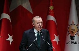 """Cumhurbaşkanı Erdoğan: """"Hiçbir temeli olmayan..."""