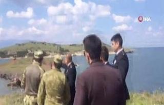 İzmir'de askeri uçak düştü: 2 pilot sağ olarak...