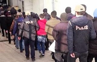 Kayseri'deki FETÖ operasyonunda 10 tutuklama