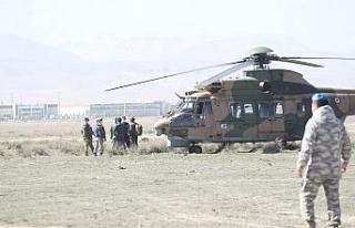 Konya'da düşen uçağının pilotu Yüzbaşı...