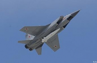 Rus savaş uçağı, Barents Denizi'nde Norveç...