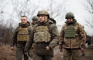 Zelenskiy, Rusya ile gerginliği tırmandıran Donbass'a...