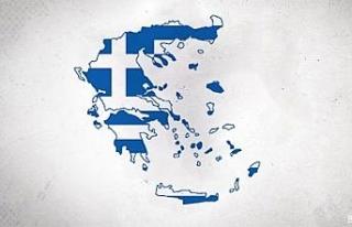 Yunanistan'daki orman yangınında 5 kişi hastanelik...