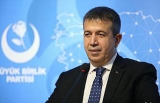 BBP Genel Başkan Yardımcısı İspir'den CHP'li...