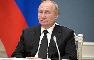 Putin, Çin'in 2022 Pekin Kış Olimpiyatları'na...
