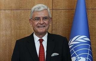 Volkan Bozkır'ın Birleşmiş Milletler 75. Genel...