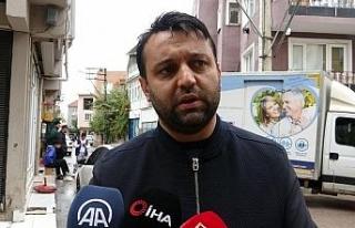 Bursa'daki patlamada hayatını kaybeden Özkan...