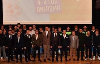 Bursaspor'dan altyapıya yönelik önemli anlaşma