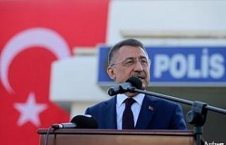 """Cumhurbaşkanı Yardımcısı Oktay'dan """"Boğaziçi""""..."""