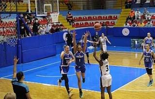 FIBA Kadınlar Avrupa Kupası: Hatayspor: 100 - Enisey...