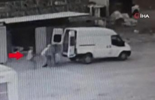 İstanbul'da 1 buçuk ton fındık hırsızlığı...