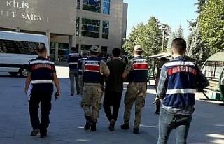 Kilis ile Gaziantep'te PKK ile DEAŞ'lı 2 terörist...